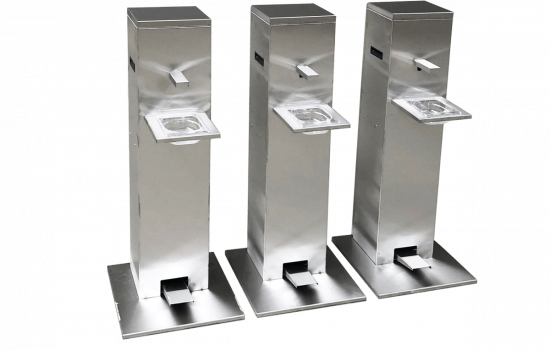 zeepdispensers